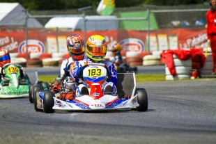 International - European: Mach1 stirs up European Shifterkart elite