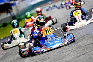 Light – Na terceira etapa do Light, TonyKart vence nas duas Graduados
